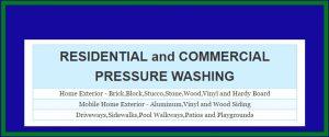 pressure washing company in gainesville fl